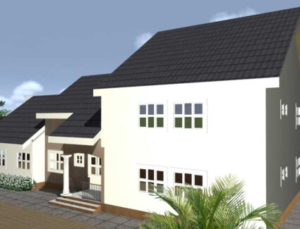ware house plan