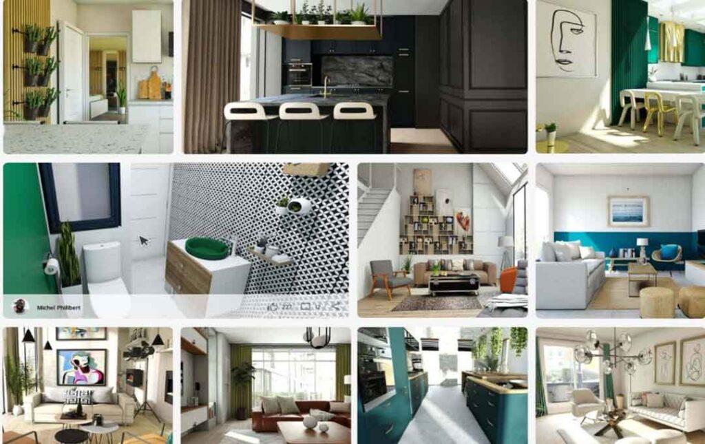 3d house images