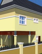 house plan self-contained