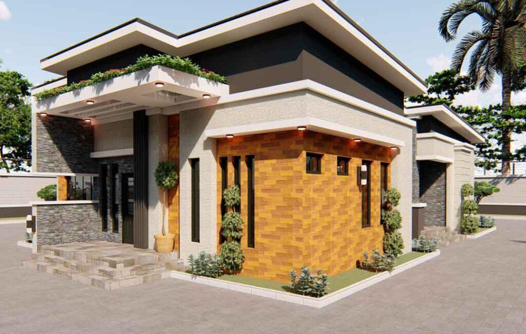 Nigeria house plan image